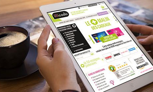 Illicado - E-commerce Responsive